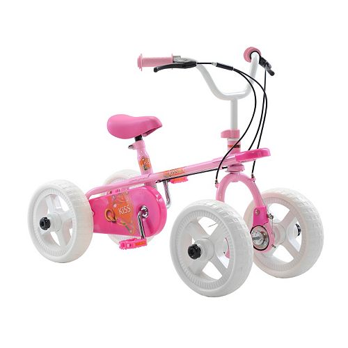 "Quadrabyke ""Kiss"" 3-in-1 10-in. Bike - Girls"
