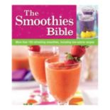 "Publications International, Ltd. ""The Smoothies Bible"" Cookbook"