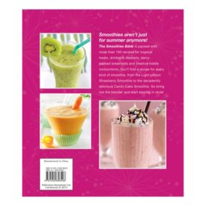 """Publications International, Ltd. """"The Smoothies Bible"""" Cookbook"""