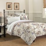 Free Spirit Cape Cod Reversible Bed Set