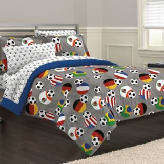 My Room Soccer Fever Bed Set