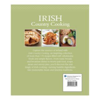 Publications International, Ltd. ''Irish Country Cooking'' Cookbook