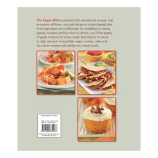 "Publications International, Ltd. ""The Vegan Bible"" Cookbook"
