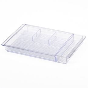 InterDesign Clarity Expandable Drawer Organizer