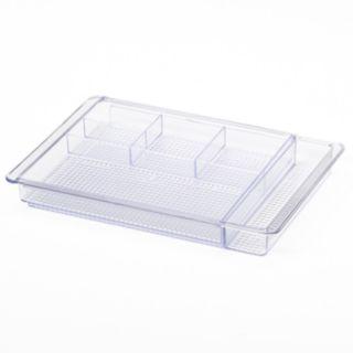 InterDesign Clarity Expandable Drawer Organizer