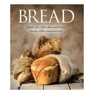 Publications International, Ltd. ''Bread'' Cookbook