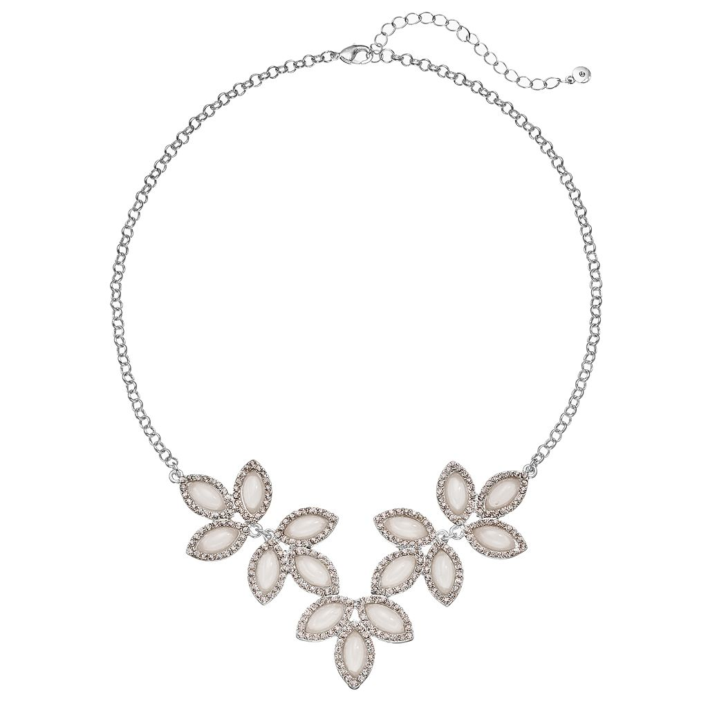 LC Lauren Conrad Flower Necklace