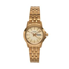 Citizen Women's Stainless Steel Watch - EQ0603-59P