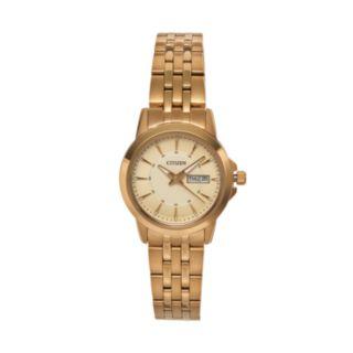 Citizen Women's Stainless Steel Watch - EQ0603-59P