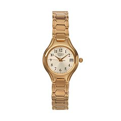 Citizen Women's Easy Reader Stainless Steel Watch