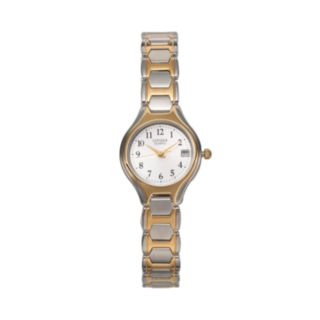 Citizen Women's Easy Reader Stainless Steel Watch