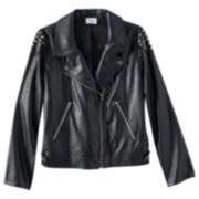 Disney D-Signed Moto Jacket - Girls 7-16