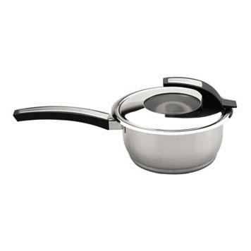 BergHOFF Virgo 1.6-qt. Stainless Steel Saucepan