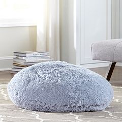 M. Kennedy Home Polar Faux Fur Floor Cushion