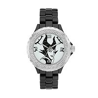 Disney's Maleficent Women's Crystal Watch