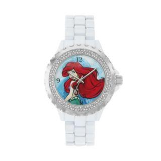 Disney's The Little Mermaid Ariel Women's Crystal Watch