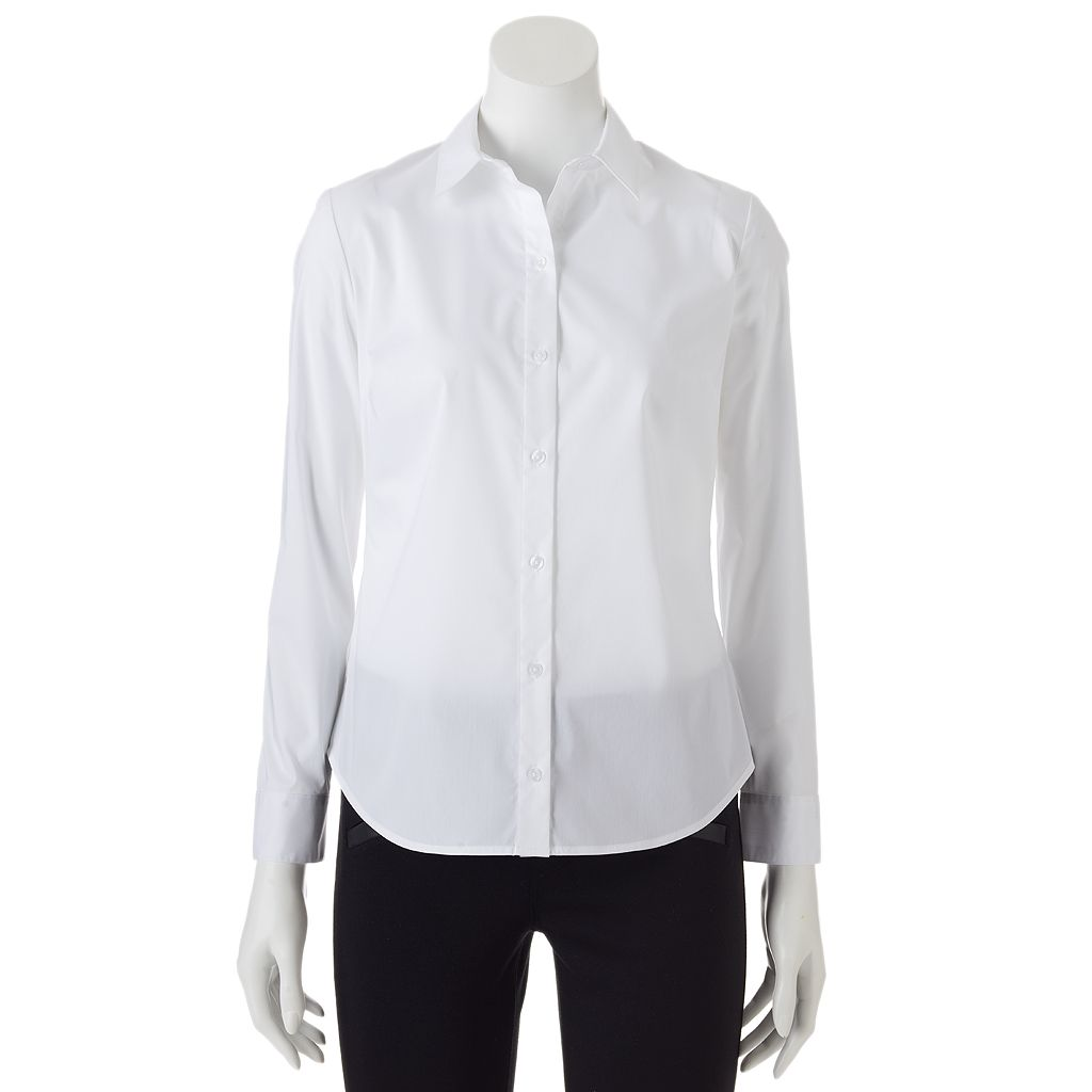 Petite Apt. 9® Structured Shirt