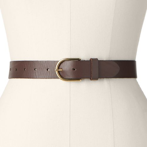 SONOMA Goods for Life™ Women's Leather Belt