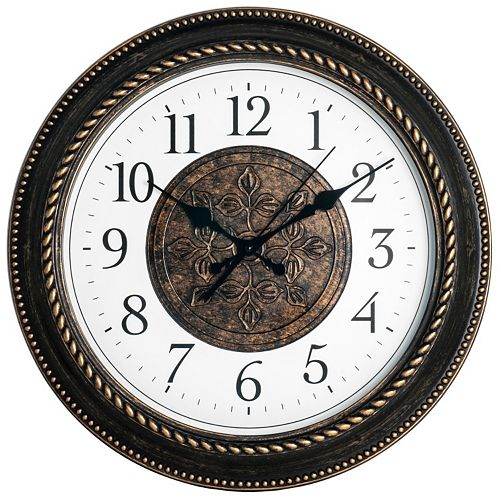 Medallion Wall Clock
