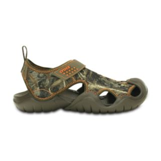Crocs Swiftwater Realtree Max-5 Men's River Sandals