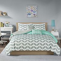 Intelligent Design Piper Reversible Duvet Cover Set