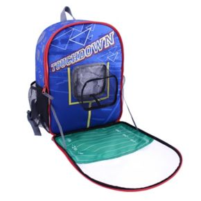 "Football ""Touchdown"" Backpack - Kids"