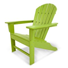 POLYWOOD® South Beach Bright Outdoor Adirondack Chair
