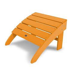 POLYWOOD® South Beach Vibrant Outdoor Adirondack Ottoman