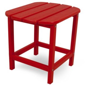 """POLYWOOD® South Beach 18"""" Outdoor Side Table"""