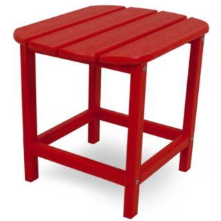 "POLYWOOD® South Beach 18"" Outdoor Side Table"