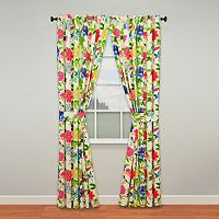 Waverly Charmed Curtain Pair - 50'' x 84''