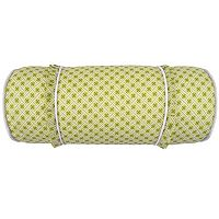Waverly Emma's Garden Neck Roll Throw Pillow