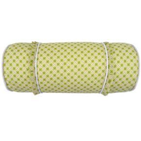 Waverly Emma's Garden Neck Roll Throw Pillow
