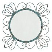 Scroll Wall Mirror
