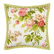 Waverly Emma's Garden Floral Throw Pillow