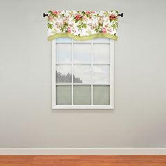 Waverly Emma's Garden Window Valance - 52'' x 18''