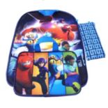 Disney's Big Hero 6 Backpack & Lunch Bag with Bonus Pencil Case - Kids