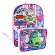 Shopkins Backpack & Lunch Bag - Kids