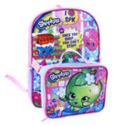 Shopkins Backpack & Lunch Bag - Kids