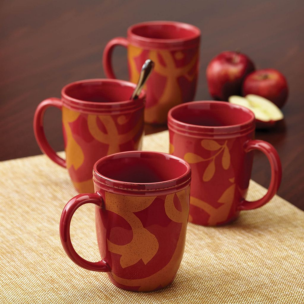 Rachael Ray Scroll 12-oz. Mug