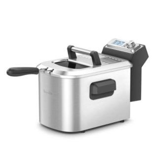 Breville the Smart 4-qt. Dual Deep Fryer