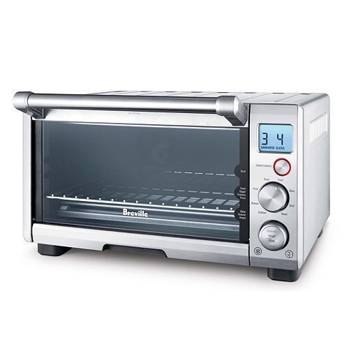 Breville the Compact Smart Oven™ Toaster Oven