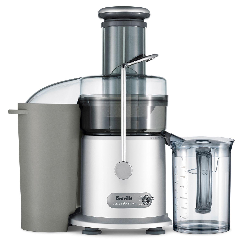 breville the juice fountain plus juicer - Breville Food Processor
