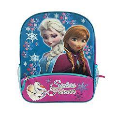 Disney's Frozen Elsa, Anna & Olaf Backpack - Kids