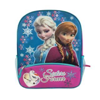 Disney's Frozen Elsa, Anna and Olaf Backpack - Kids