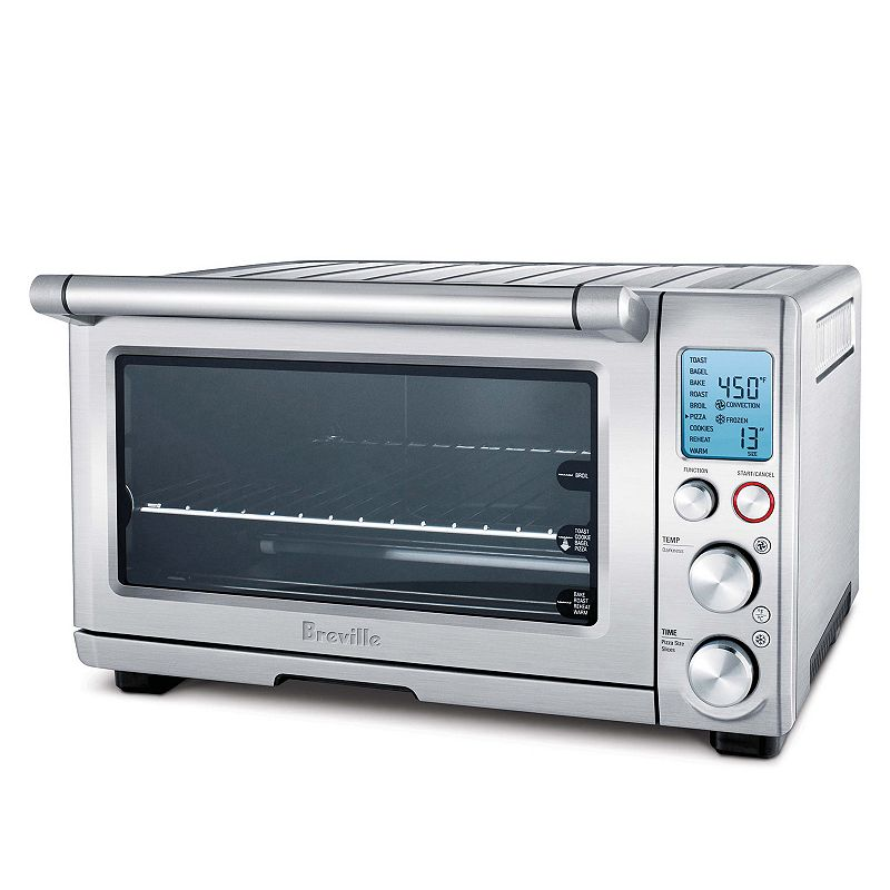 Breville the Smart Oven Convection Toaster Oven, Silver
