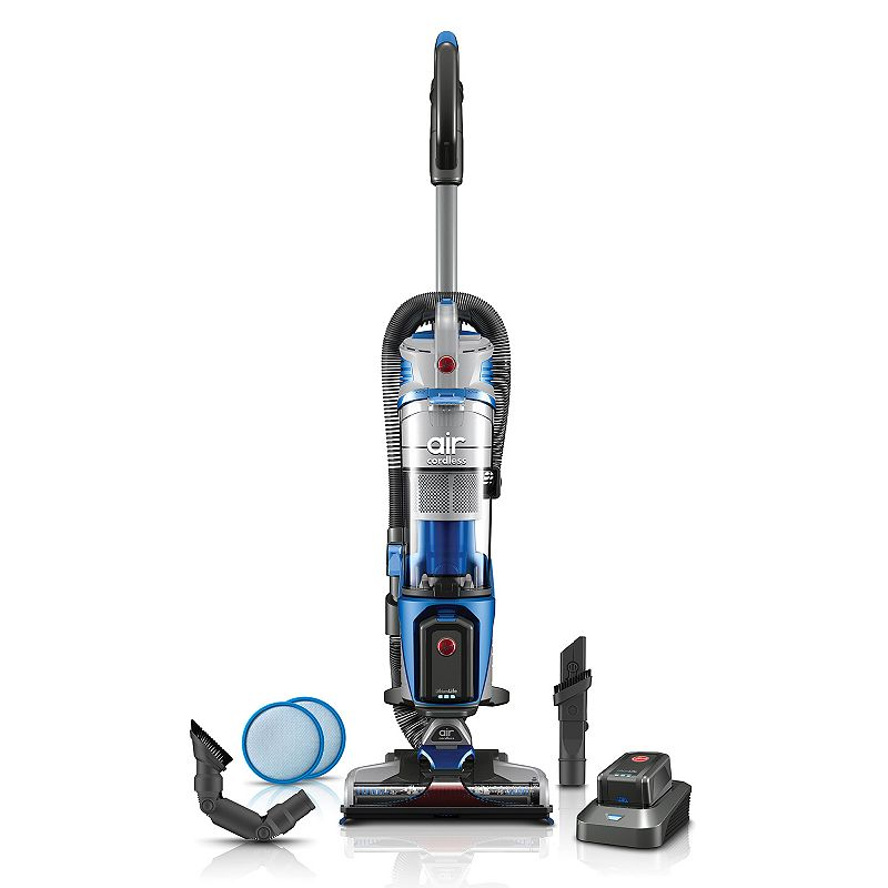Hoover Air Cordless Lift Upright Vacuum, Grey - BH51120PC