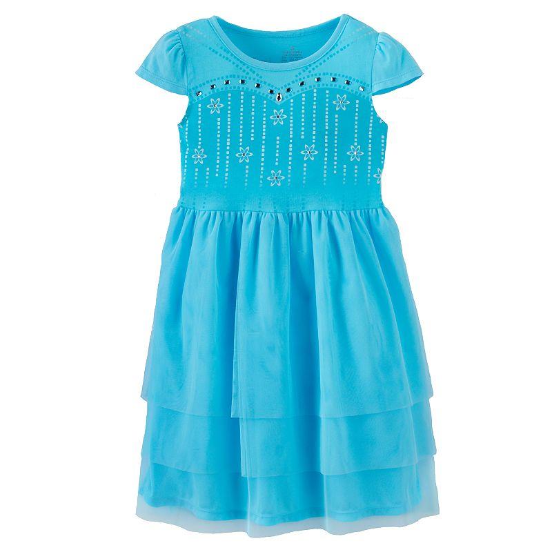 Disney's Frozen Elsa Tulle Dress by Jumping Beans® - Girls 4-7