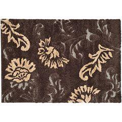 Safavieh Shag Traditions Floral Rug