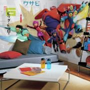 Disney Big Hero 6 XL Mural Wall Decal